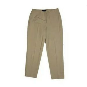 Piazza Sempione Ankle Cropped Pants